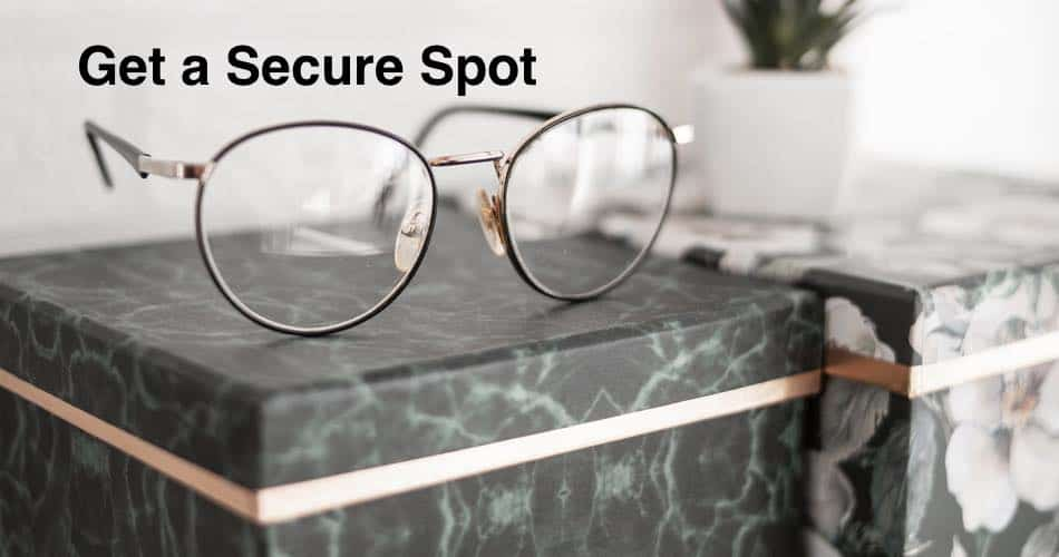 The picture shows the ext get a secure spot their progressive lenses which are shown in the picture