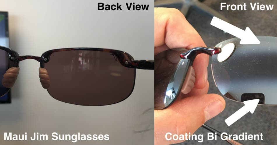 Progressive lenses for sailors from maui Jim